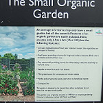 benefits of organic gardening photo